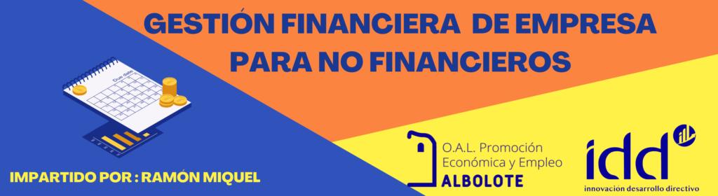 gestión financiera de empresa para no financieros